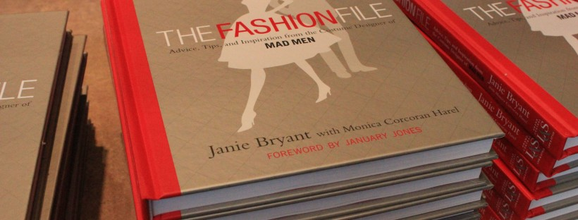 The Fashion File - Janie Bryant
