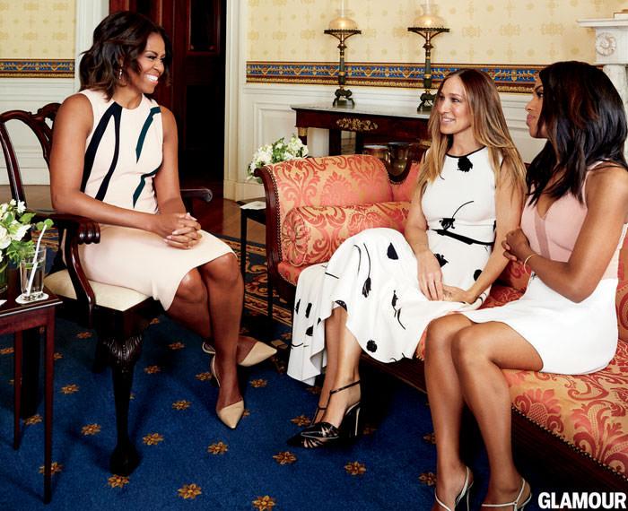 Sarah-Jessica-Parker-Michelle-Obama-Kerry-Washington-Glamour-Magazine-May-2015-Issue