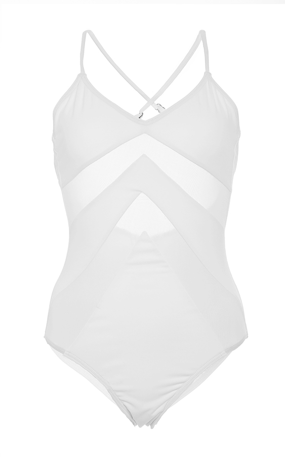 Suboo one piece swimsuit