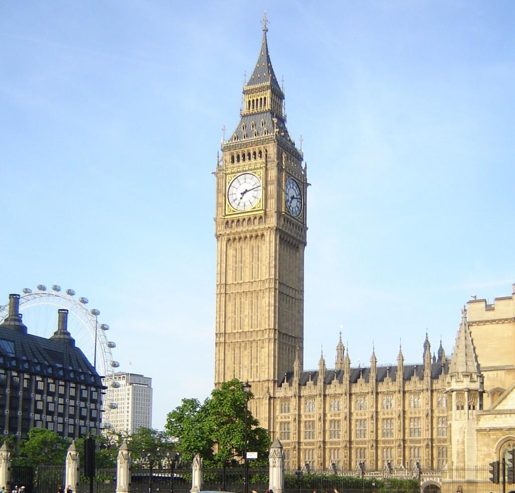 Big Ben, London, UK, England