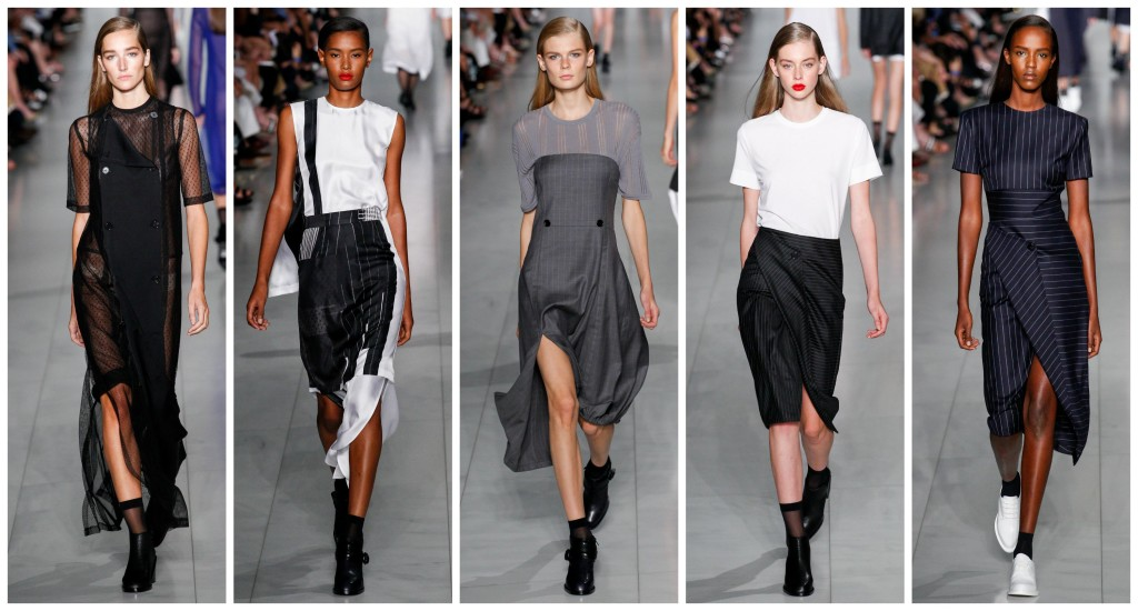 DKNY, Public School, fashion week, nyfw, runway, spring 2016, donna karan new york